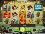 gokautomaten gratis Creature from the Black Lagoon NetEnt